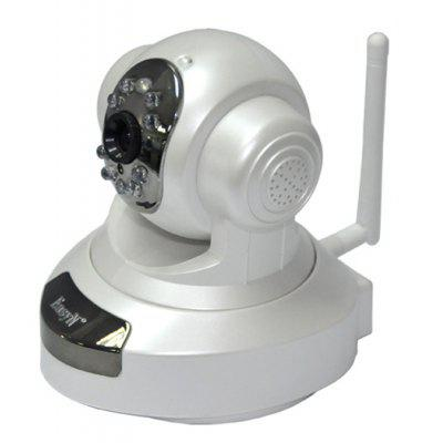 EasyN H3 - 186V IR - Cut Night Vision Wireless Security IP Camera 1.0MP CMOS with TF Card Slot