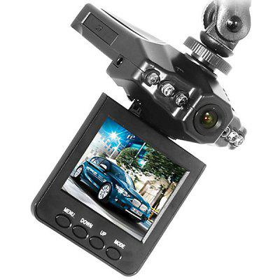 A198 Night Vision Car Recorder 2.5 polegadas TFT Car HD Camera DVR