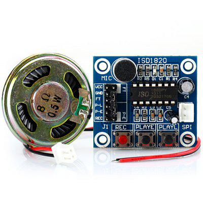 ISD1820 Audio Sound Recording Module with Trumpet