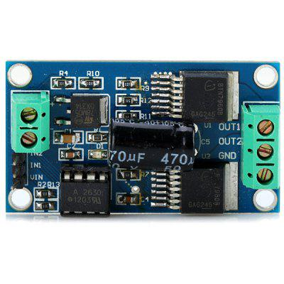 BTN7960B Optical Coupling Isolation Motor Driver Module