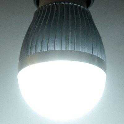 E27 6 x 5730 SMD LED AC85 - 265V 3W 300lm Ball BulbGlobe bulbs<br>E27 6 x 5730 SMD LED AC85 - 265V 3W 300lm Ball Bulb<br><br>Available Light Color: Natural White,Warm White<br>Bulb Base Type: E27<br>Features: Long Life Expectancy, Low Power Consumption, Energy Saving<br>Function: Studio and Exhibition Lighting, Commercial Lighting, Home Lighting<br>Luminous Flux: 300 Lumens<br>Output Power: 3W<br>Package Contents: 1 x Bulb Light<br>Package size (L x W x H): 6 x 6 x 11 cm<br>Package weight: 0.12 kg<br>Product size (L x W x H): 5 x 5 x 10 cm<br>Product weight: 0.05 kg<br>Sheathing Material: Plastic, Aluminum Alloy<br>Total Emitters: 6 x 5730 SMD LED<br>Type: Ball Bulbs<br>Voltage (V): AC85-265