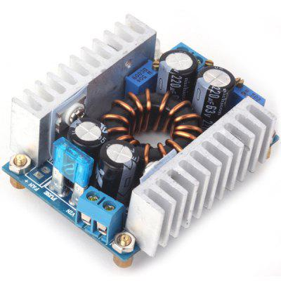 DC - DC 10  -  32V to 12  -  60V Adjustable 150W Boost Power Module with LED Driver for Electronic Equipments