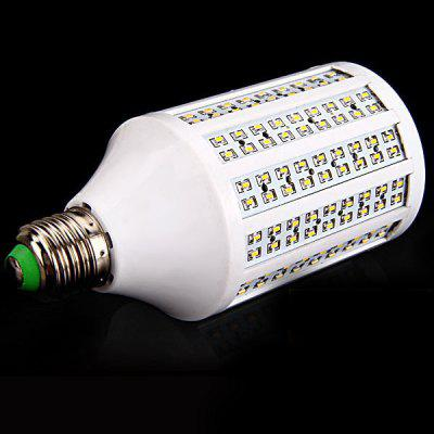 E27 25W 270 x 3014 SMD LED AC220V 1100lm Warm White 3000K Corn Lamp