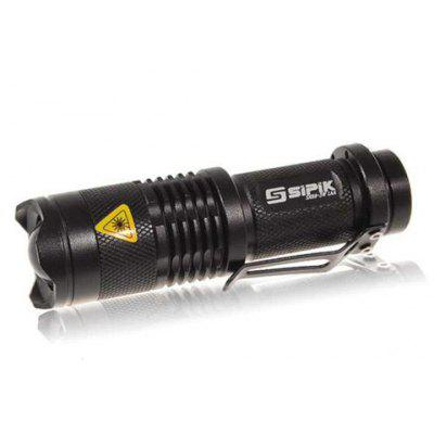 SIPIK SK68 Cree Q3 3 - Modus 150lm LED-Taschenlampe