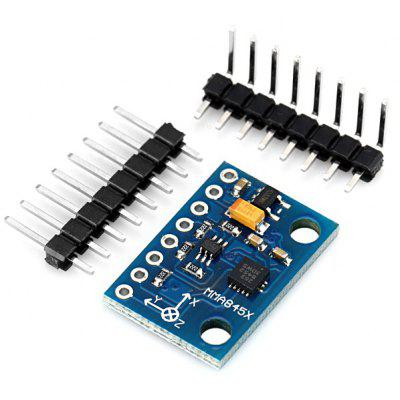 I052109 DIY Arduino Compatible MMA8452 3 - Axial Triaxial Digital Accelerometer Module