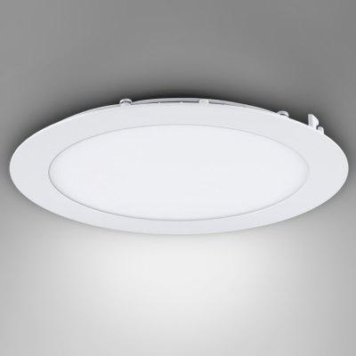 15W AC85 - 265V 1480lm 4000K Natural White Circular Ceiling Lamp