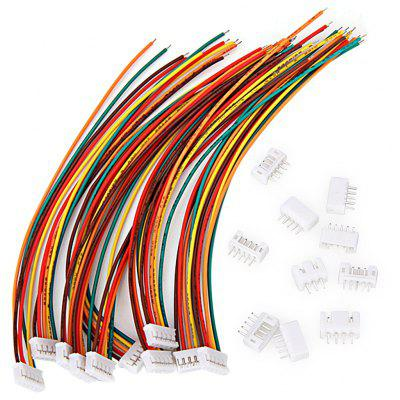 10PCS JST - XH 4S Balance Wire Extension Adapter Lead 15cm para RC Lipo