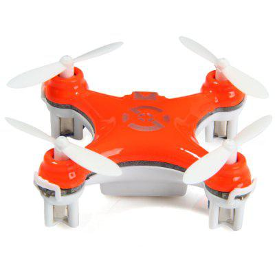 Cheerson CX  -  10 Portable 2.4G 4CH 6 Axis Gyro RC Quadcopter with Night Light Wonderful for  Christmas EveRC Quadcopters<br>Cheerson CX  -  10 Portable 2.4G 4CH 6 Axis Gyro RC Quadcopter with Night Light Wonderful for  Christmas Eve<br><br>Age: Above 14 years old<br>Brand: Cheerson<br>Channel: 4-Channels<br>Features: Radio Control<br>Functions: Forward/backward, Turn left/right, With light, 360 degrees spin<br>Helicopter Power: Built-in rechargeable battery<br>Material: Plastic, Electronic Components<br>Mode: Mode 2 (Left Hand Throttle)<br>Package Contents: 1 x Copter, 1 x Remote Control, 4 x Fan Blades, 1 x User Manual, 1 x USB Cable<br>Package size (L x W x H): 15.50 x 7.50 x 7.50 cm / 6.1 x 2.95 x 2.95 inches<br>Package weight: 0.2000 kg<br>Remote Control: 2.4GHz Wireless Remote Control<br>Transmitter Power: 2 x 1.5V AAA battery (not included)<br>Type: RC Quadcopter