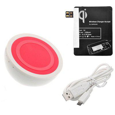 Q8 Wireless Charging Mat Pad with Receiver