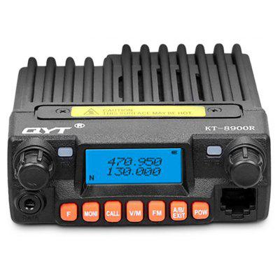 KT - 8900D Tri-Band Color Display Car Walkie Talkie