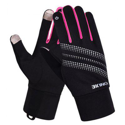 AONIJIE Winter Windproof Gloves for Running Cycling