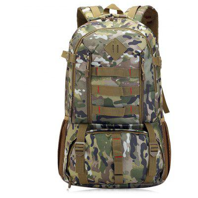 Outdoor Large Capacity Nylon Tactical Backpack