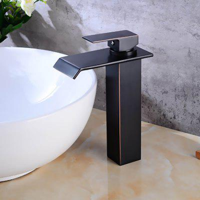 LING HAO HL - 159 Waterfall Design Bathroom Sink Faucet