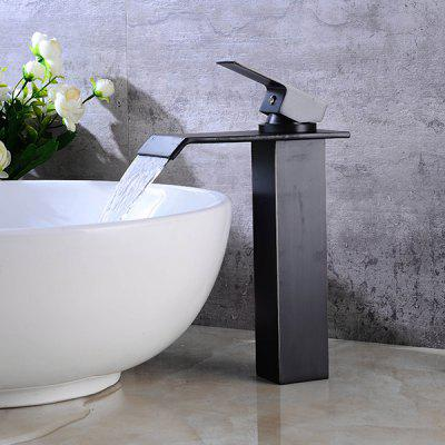 LING HAO HL - 158 Waterfall Design Bathroom Sink Faucet