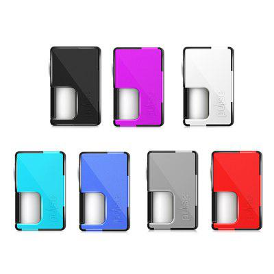 Original Vandy Vape Pulse BF Squonk ModMechanical Mods<br>Original Vandy Vape Pulse BF Squonk Mod<br><br>Accessories type: MOD<br>Battery Cover Type: Magnetic<br>Battery Form Factor: 20700, 18650<br>Battery Quantity: 1pc ( not included )<br>Brand: Vandy Vape<br>Material: Nylon, ABS<br>Mod: Mechanical Mod<br>Model: Pulse<br>Package Contents: 1 x Vandy Vape Pulse BF Squonk Mod, 1 x 18650 Battery Adapter<br>Package size (L x W x H): 12.00 x 10.00 x 4.00 cm / 4.72 x 3.94 x 1.57 inches<br>Package weight: 0.2000 kg<br>Product size (L x W x H): 7.70 x 5.00 x 2.70 cm / 3.03 x 1.97 x 1.06 inches<br>Product weight: 0.1700 kg<br>Type: Electronic Cigarettes Accessories