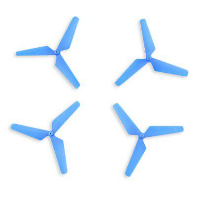 Original JJRC H43 - 04 Three-blade Propeller 4PCS