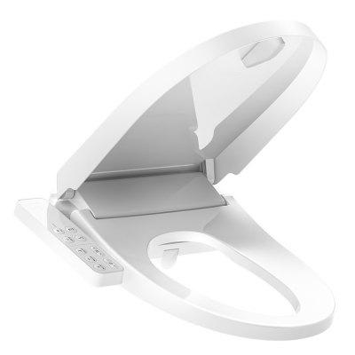Smartmi Smart Toilet SeatOther Home Improvement<br>Smartmi Smart Toilet Seat<br><br>Connector Type: CN Plug<br>Feature: LED Night Light<br>Frequency: 50Hz<br>Other Function: Feminine Cleaning<br>Package Contents: 1 x Smart Toilet Seat<br>Package size (L x W x H): 53.00 x 55.00 x 20.00 cm / 20.87 x 21.65 x 7.87 inches<br>Package weight: 5.5000 kg<br>Power (W): 1340<br>Product size (L x W x H): 47.00 x 51.80 x 14.00 cm / 18.5 x 20.39 x 5.51 inches<br>Product weight: 3.8000 kg<br>Voltage (V): 220