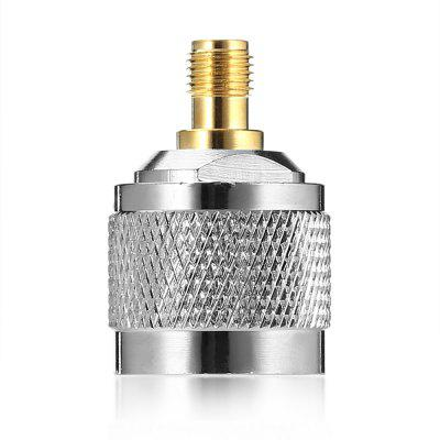 Model N Male / SMA Female Connector
