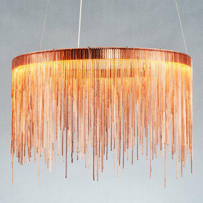 ZGPAX DJBCY026 Artistic Pendant LED Light 110V 50W