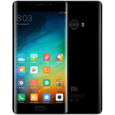 Xiaomi Mi Note 2 4G Phablet International Version - HK WAREHOUSE 4GB RAM 64GB ROM BLACK