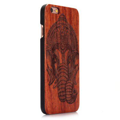 Wooden Phone Back Case Protector for iPhone 6 Plus / 6S Plus creative utility phone case for iphone 6 plus 6s plus
