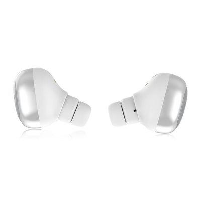 QCY Q29 Pro In-ear TWS Bluetooth Double HeadsetEarbud Headphones<br>QCY Q29 Pro In-ear TWS Bluetooth Double Headset<br><br>Application: Running, Sport, Working<br>Battery Capacity(mAh): 45mAh Li-ion Battery<br>Battery Types: Built-in<br>Bluetooth: Yes<br>Bluetooth chip: CSR A63120<br>Bluetooth distance: W/O obstacles 10m<br>Bluetooth protocol: A2DP,AVRCP,HFP,HSP<br>Bluetooth Version: V4.2<br>Brand: QCY<br>Charging Time.: 1H<br>Compatible with: iPhone, iPod, Mobile phone<br>Connecting interface: Micro USB<br>Connectivity: Wireless<br>Frequency response: 20-20000Hz<br>Function: Voice control, Song Switching, Multi connection function, Microphone, Bluetooth, Answering Phone, Noise Cancelling, Voice Prompt<br>Impedance: 16ohms<br>Material: Plastic<br>Model: Q29 Pro<br>Music Time: 2.5H<br>Package Contents: 1 x QCY Q29 Pro Earphones, 1 x Charging Dock<br>Package size (L x W x H): 13.60 x 6.80 x 3.50 cm / 5.35 x 2.68 x 1.38 inches<br>Package weight: 0.1200 kg<br>Product size (L x W x H): 2.03 x 2.38 x 2.43 cm / 0.8 x 0.94 x 0.96 inches<br>Product weight: 0.0100 kg<br>Sensitivity: 42dB<br>Standby time: 30H<br>Talk time: 3H<br>Type: In-Ear