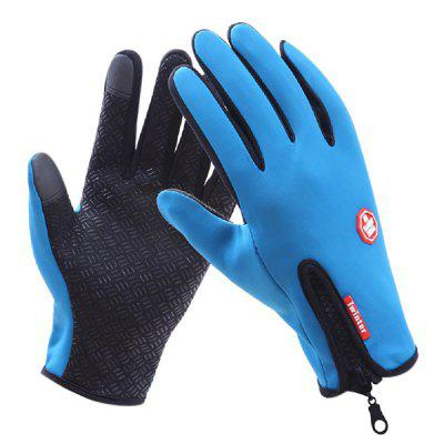 Winter Warm Windproof Gloves for Cycling Climbing