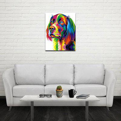 Dog Pattern Home Wall Decoration Canvas Painting