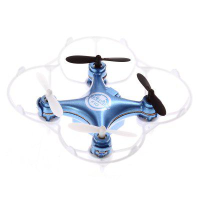 Floureon F10 Mini RC Quadcopter UFO Headless Mode