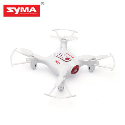 SYMA X21 Mini RC Quadcopter Tascabile