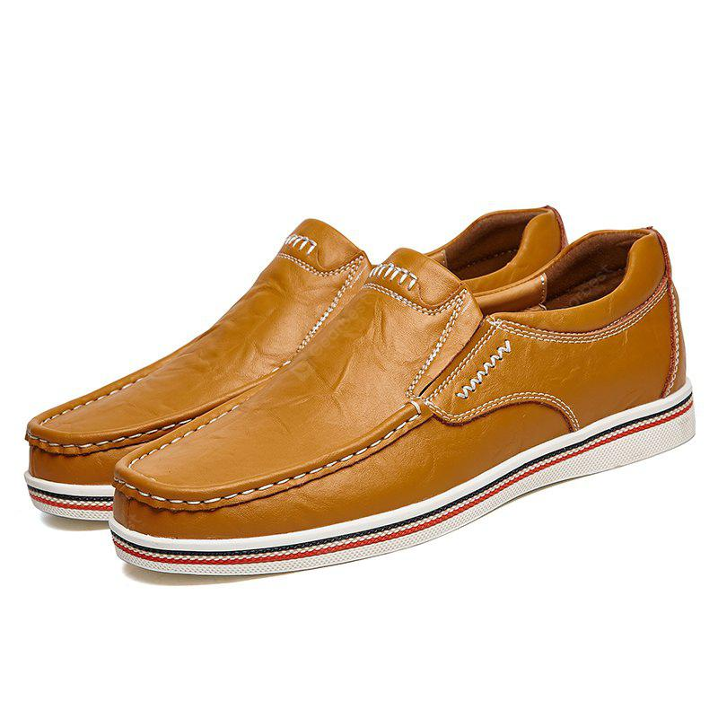 Male Chic Stitching Leather Oxford Shoes sale good selling sale enjoy CO1J7dHH