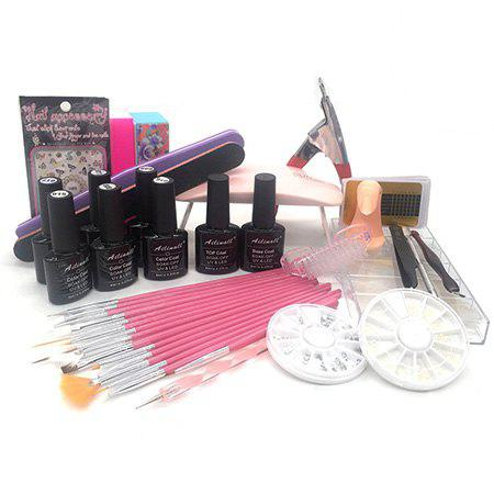 COLORMIX Practical Beauty Nail Tools Set