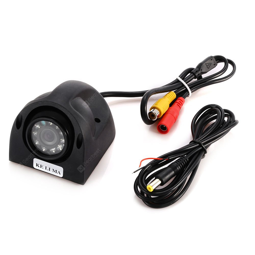 T360 120 Degree Wide Angle Car Rearview Backup Camera