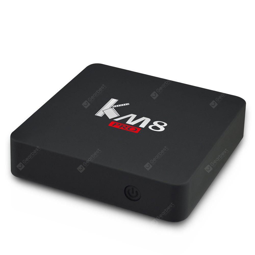 KM8 Pro Android 6.0 TV Box