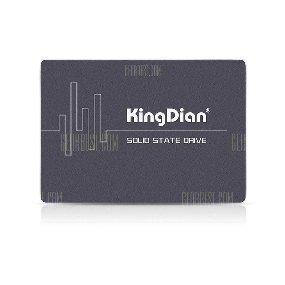 Bons Plans Gearbest Amazon - KingDian S400 120GB Solid State Drive SSD