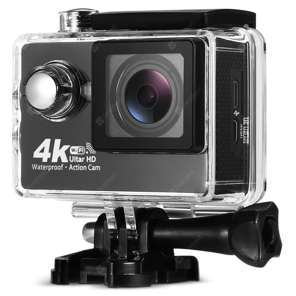 G81 4K 25fps WiFi Sports Camera, BLACK, Consumer Electronics, Camera & Photo, Action Cameras
