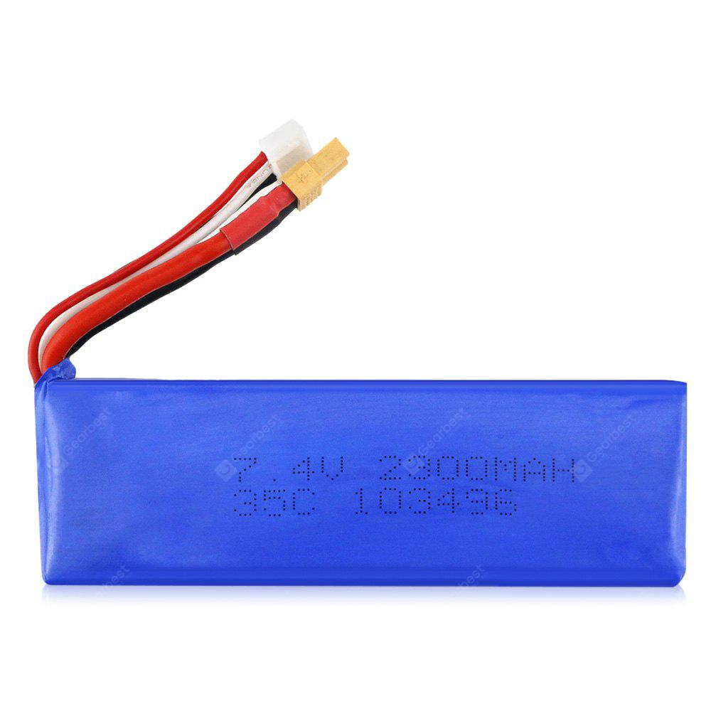 MJX - B6 7.4V 2300mAh 35C Lithium Ion Battery