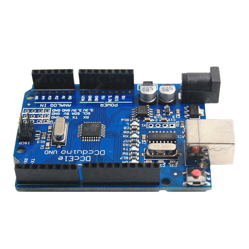 Version arduino uno r atmega p development module