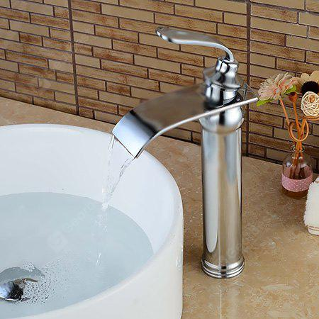 LING HAO HL - 153 Single Handle Waterfall Bathroom Faucet