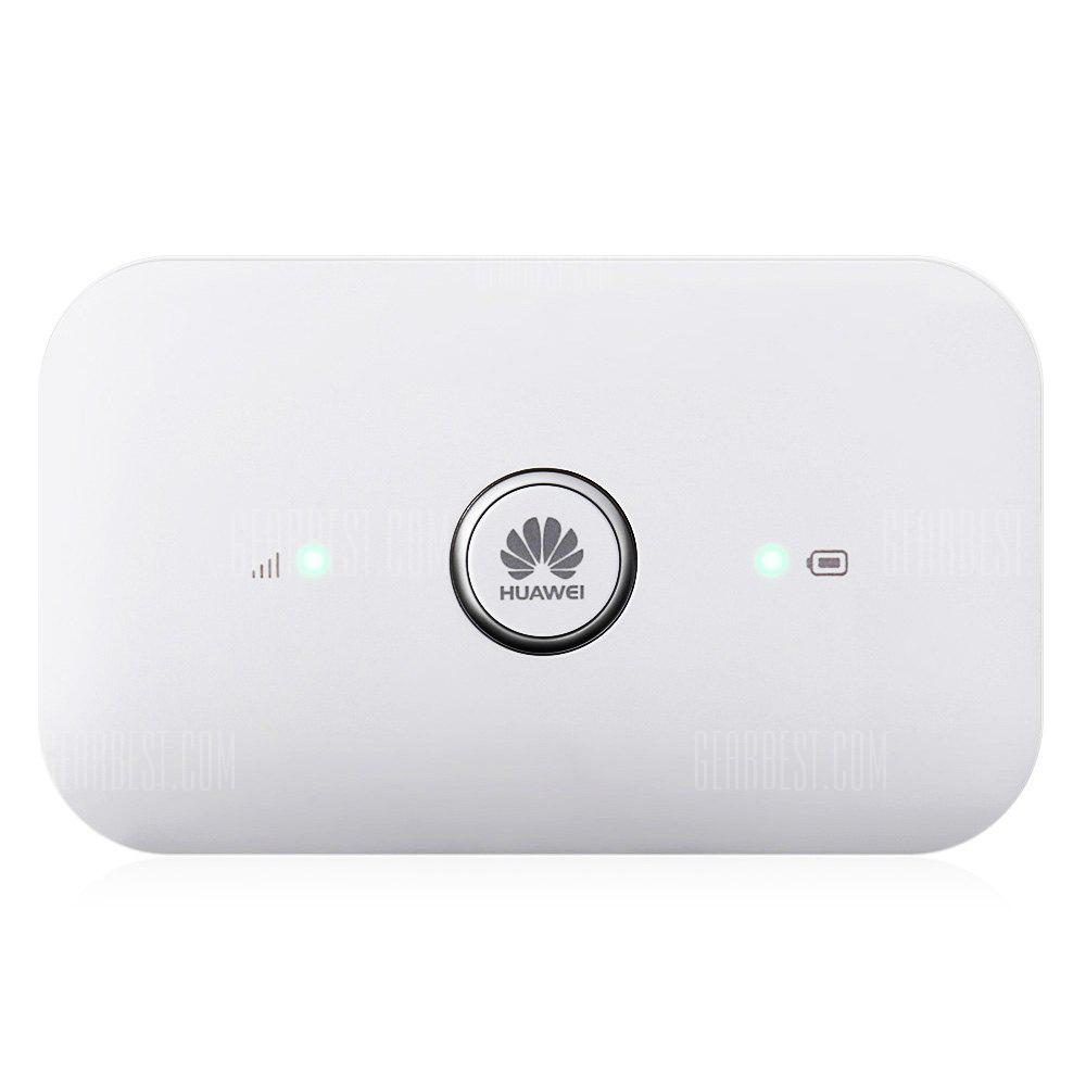 Original HUAWEI Dongle E5573s - 856 4G Mobile WiFi Router