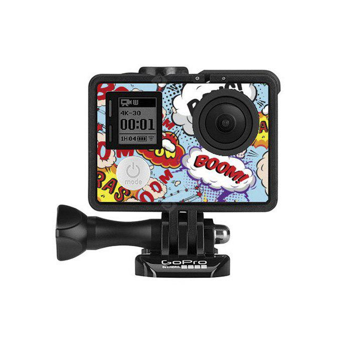 Decorative Sticker for GoPro Hero 4 Action Camera