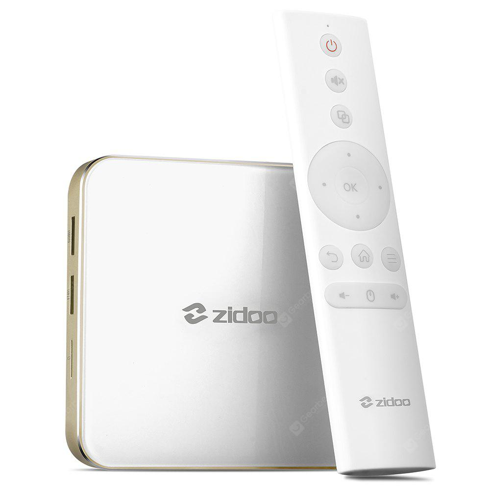 Zidoo H6 Pro TV Box YouTube 4K Netflix Full HD Streaming