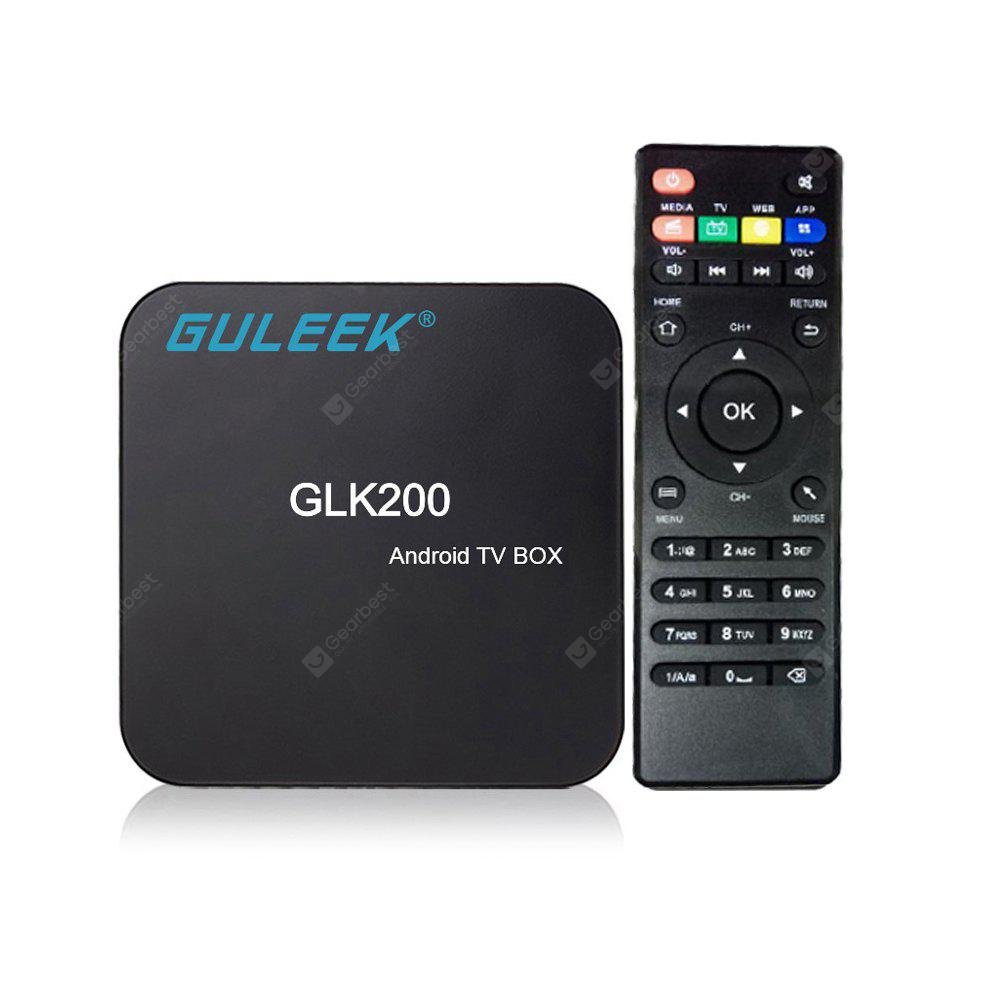 Guleek GLK200 Amlogic S905 Quad-core TV Box de Multimedia