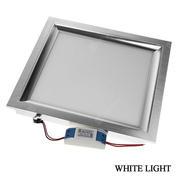 AC85 - 260V 10W White 6000 - 6500K Ceiling Lamp