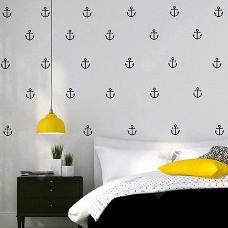 Creative Household DIY Boat Anchor Wall Sticker