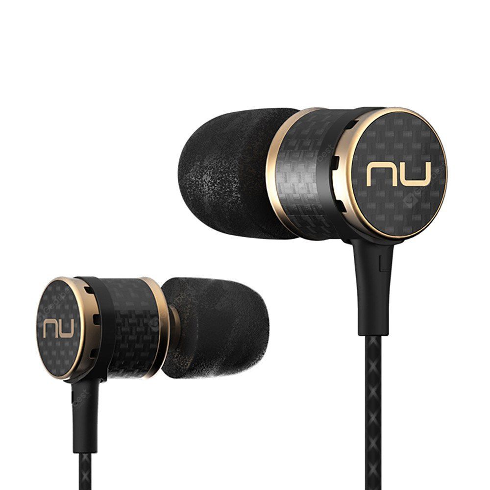 Nuforce NE800M HiFi Auricolare in-Orecchi Super Bass