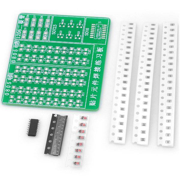 D1208033 - 257941 DIY SMD Soldering Practice PCB Board Kit for Arduino