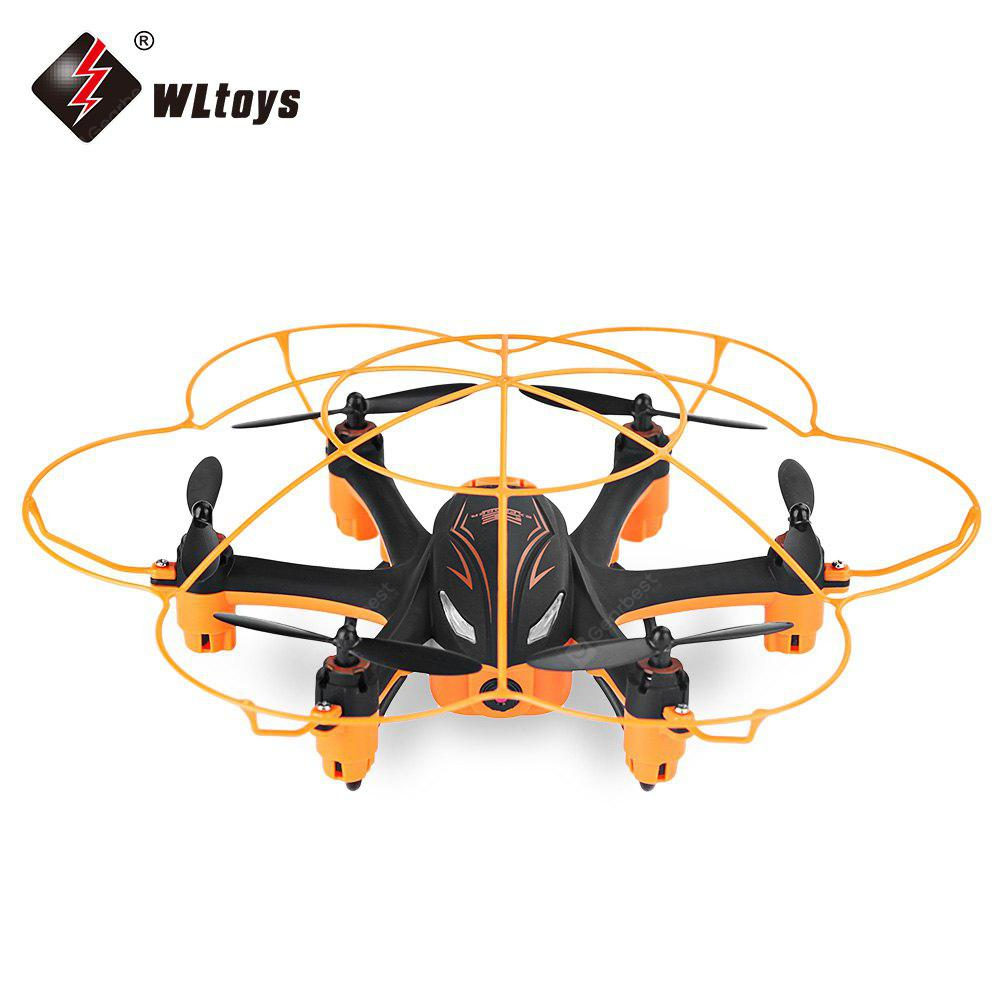 WLtoys Q383 - C Mini RC Hexacopter - RTF