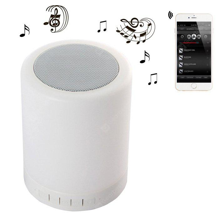 Touch Lamp Bluetooth Subwoofer Wireless Laptop Speaker