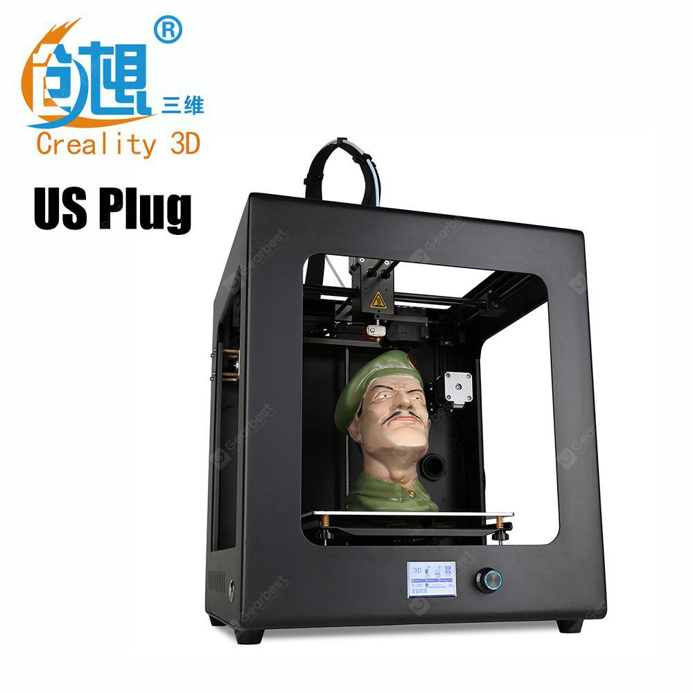 Creality3D CR - 2020 200 x 200 x 200mm Desktop LCD 3D Printer